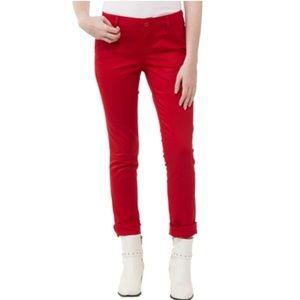 NEW Dickies Girl Super Skinny Modern Ankle Pants